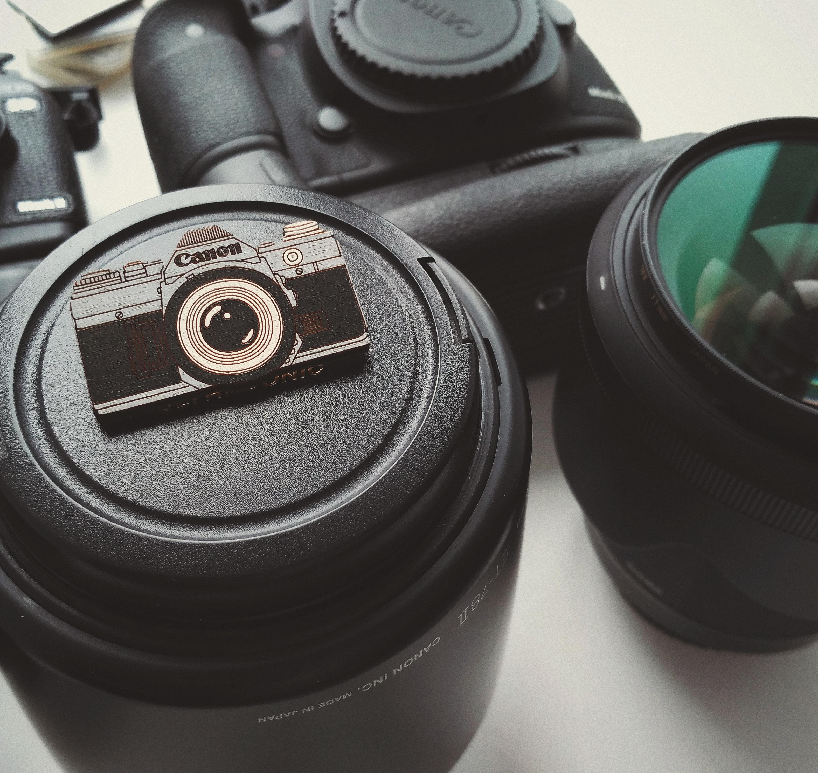 Техническое оснащение фотографа